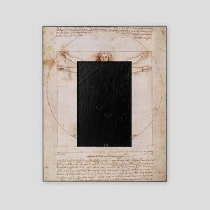 Vitruvian Man Picture Frame