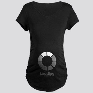 New baby loading Maternity T-Shirt