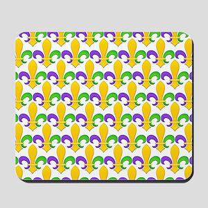 FleurJesterMGColPsq Mousepad