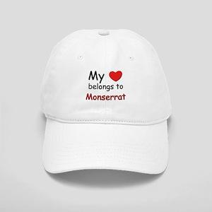 My heart belongs to monserrat Cap