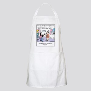 Hanukkah Cell Phone Miracle Apron