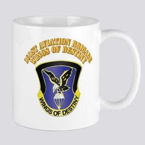 DUI - 101st Aviation Brigade with Text Mug