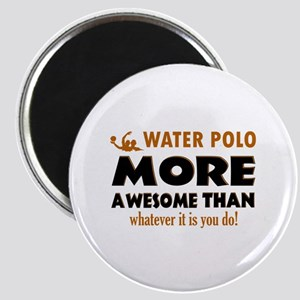 water loo is awesome designs Magnet
