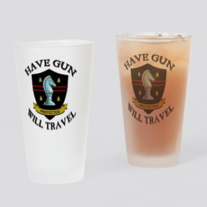 haveguncenter Drinking Glass