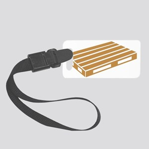 euro_pallet Small Luggage Tag