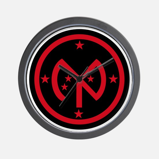 27th Infantry Division Wall Clock