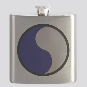 29th Infantry Division Flask