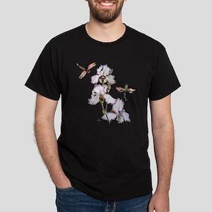 iris_dragonfly Dark T-Shirt