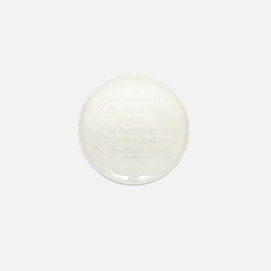 John Adams Mini Button