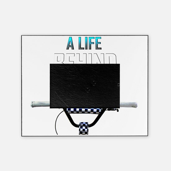 Life Behind Bars Picture Frame