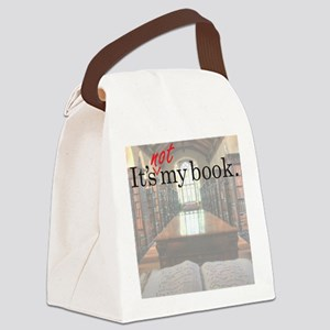Its-Not-My-Book_16-20 Canvas Lunch Bag