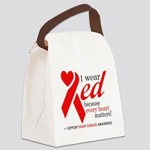 tshirt designs 0487 Canvas Lunch Bag