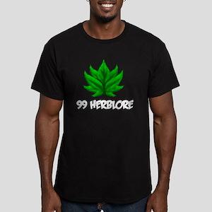 99herblore Men's Fitted T-Shirt (dark)