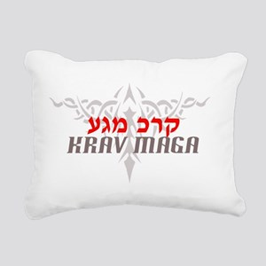 KMTattoo copy Rectangular Canvas Pillow