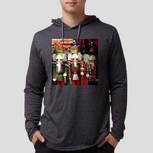 Nutcracker Soldiers Long Sleeve T-Shirt