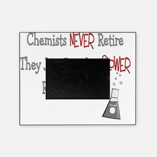 Retired Chemist Picture Frame