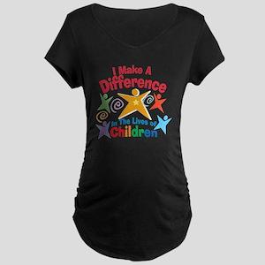2009_L154_06 Maternity Dark T-Shirt