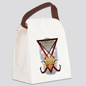 left hand path Canvas Lunch Bag