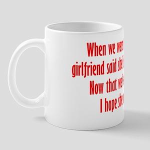 diewithoutGF_oval2 Mug