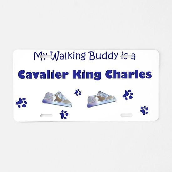 Cavalier Aluminum License Plate