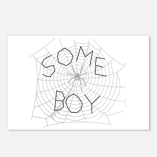 Some Boy Postcards (Package of 8)
