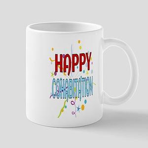 Happy Cohabitation Mugs