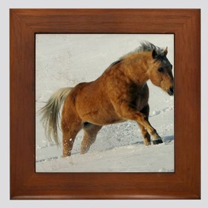 Palomino Power Framed Tile