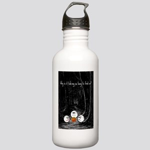 HB Golfer card Stainless Water Bottle 1.0L