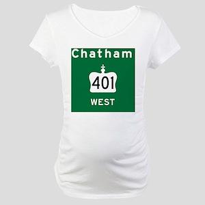 Chatham 401 Rec Mag Maternity T-Shirt