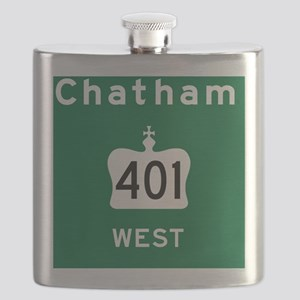 Chatham 401 Rec Mag Flask