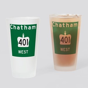 Chatham 401 Rec Mag Drinking Glass
