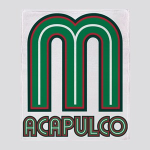 Acapulco Piped Throw Blanket