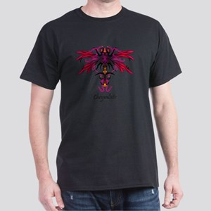 Celestial Dragonfly tshirt Dark T-Shirt
