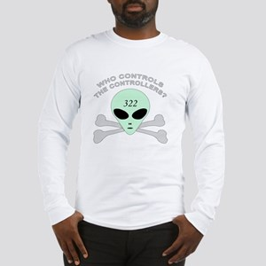 NWO conspiracy Long Sleeve T-Shirt