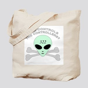 NWO conspiracy Tote Bag