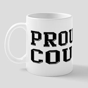 Proud Cougar Mug