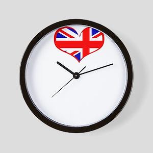 IHBGneg Wall Clock