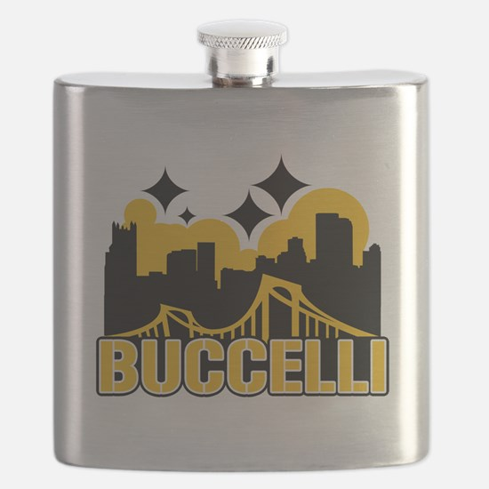 Buccelli Steel City Flask