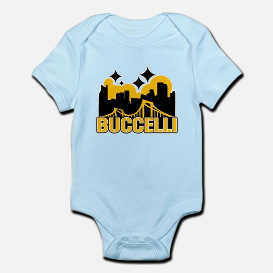 Buccelli Steel City Body Suit