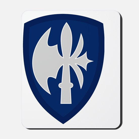 65th Infantry Division Mousepad