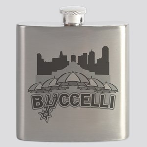Buccelli River City Flask