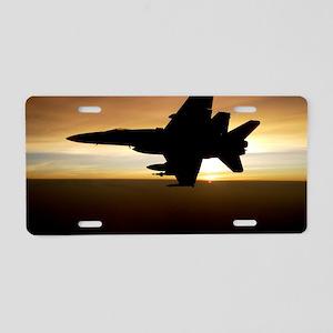 CP-LPST 090721-N-7665E-001  Aluminum License Plate