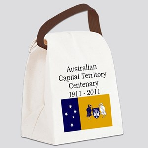 Australian_Capital_Territory-Cent Canvas Lunch Bag