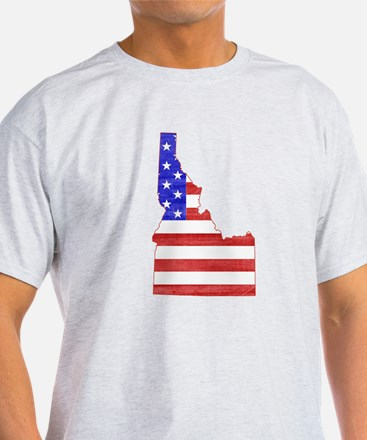 Idaho Flag T-Shirt