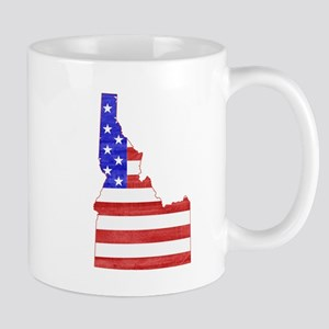Idaho Flag Mug
