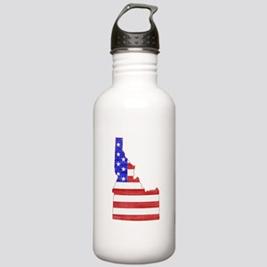 Idaho Flag Stainless Water Bottle 1.0L