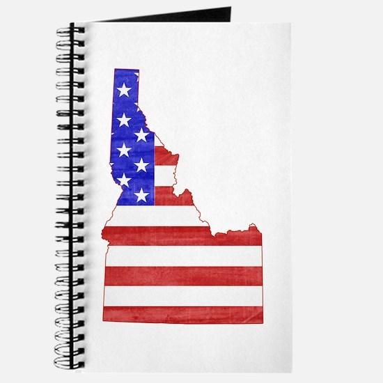 Idaho Flag Journal
