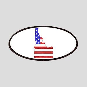 Idaho Flag Patches