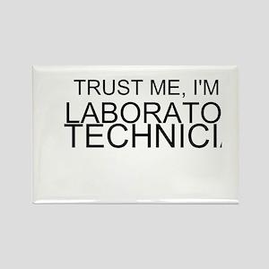 Trust Me, Im A Laboratory Technician Magnets