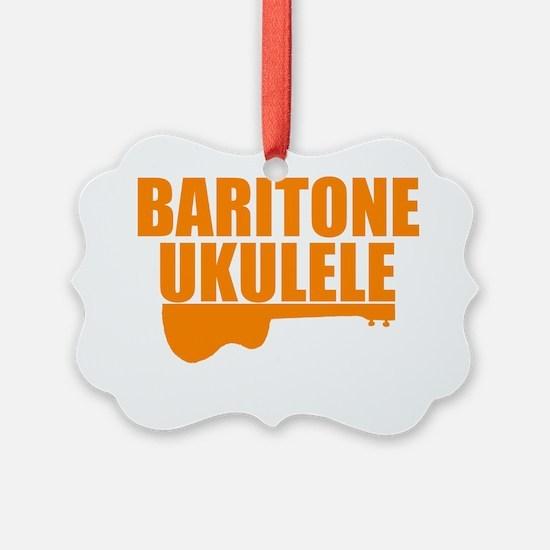 baritone ukulele uke Ornament